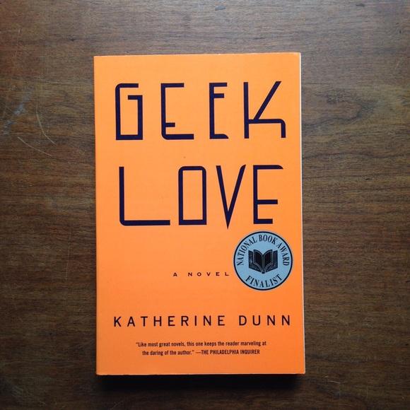 "Vintage Other - Katherine Dunn ""Geek Love"""